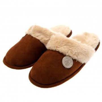 Manchester City Ladies Slippers 3/4